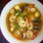 Hot and Spicy Prawn Soup – Dinner Done In 10!