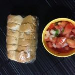 Terrific Teen School Lunch – Tomato Bruschetta