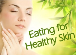 eating for healthy skin