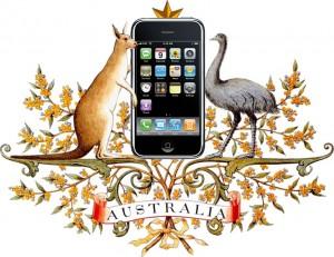 australia-iphone