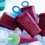 Homemade Ice Blocks – A Healthy Summer Treat!