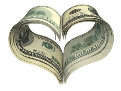 Image result for hearts and dollars