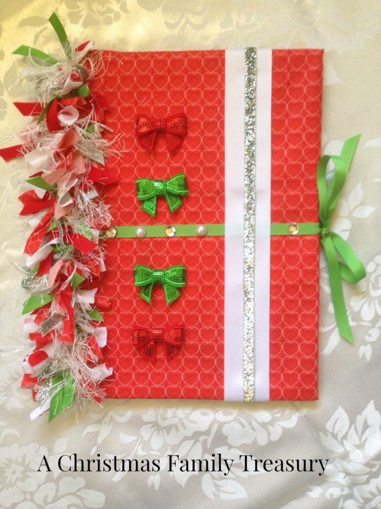 A Christmas Treasury Journal Keepsake