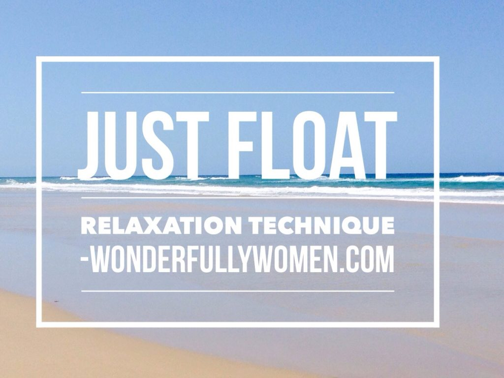 Just Float Relaxation Technique