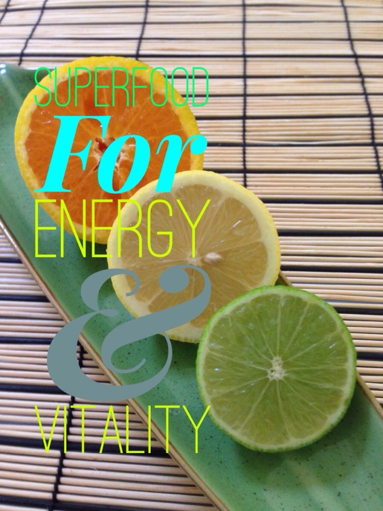 superfood for energy and vitality