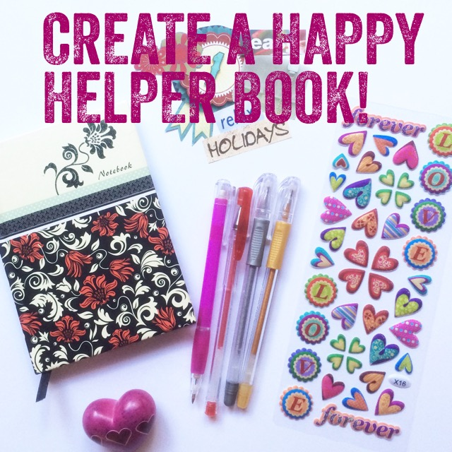 Create a 'Happy Helper' book