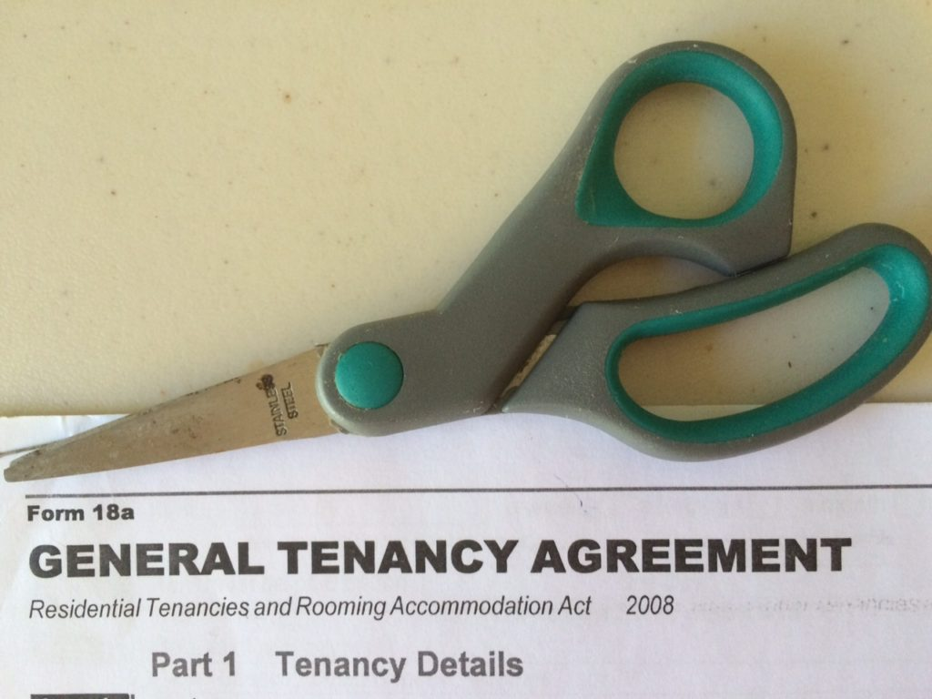 No more rental agreements