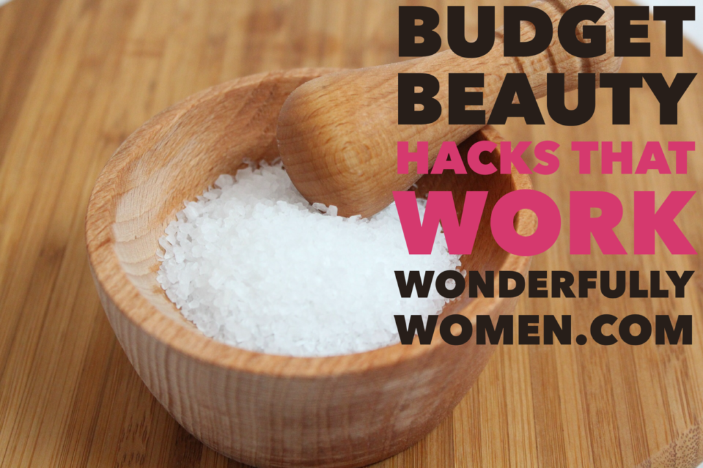 Budget Beauty Hacks