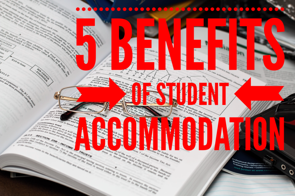 5 tips for student accommodation