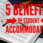 5 Benefits of Student Accommodation