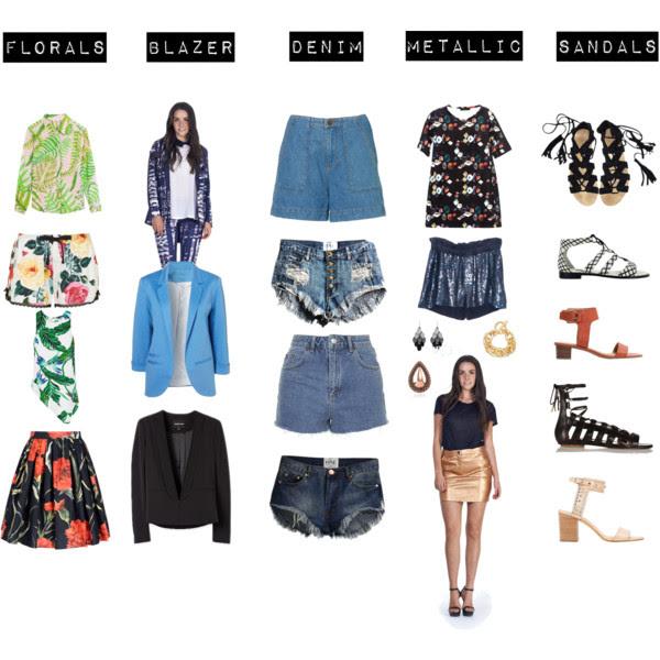 Spring fashion necessities 2015