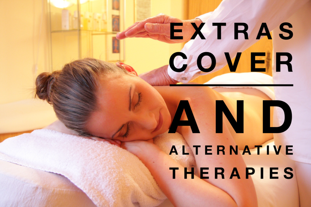 Using extras cover for alternative therapies