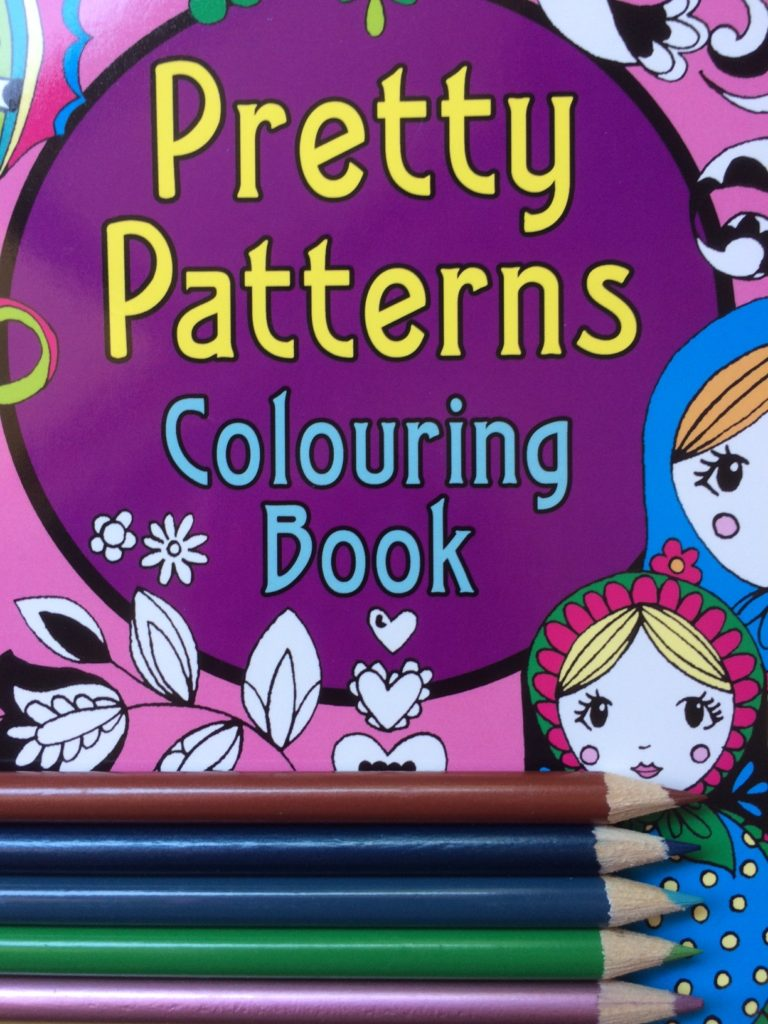 Colouring in is great for cognitive health