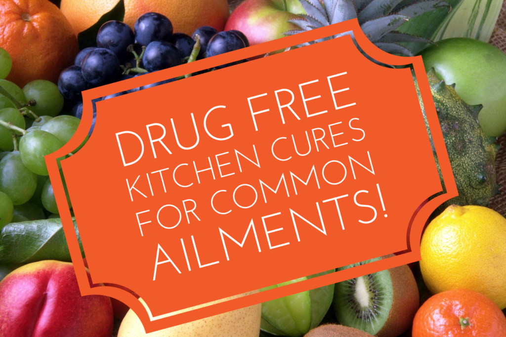 Kitchen cures for modern ailments