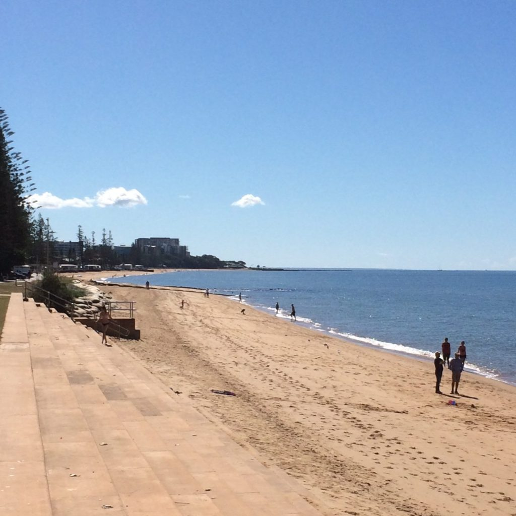 Brisbane beaches for families