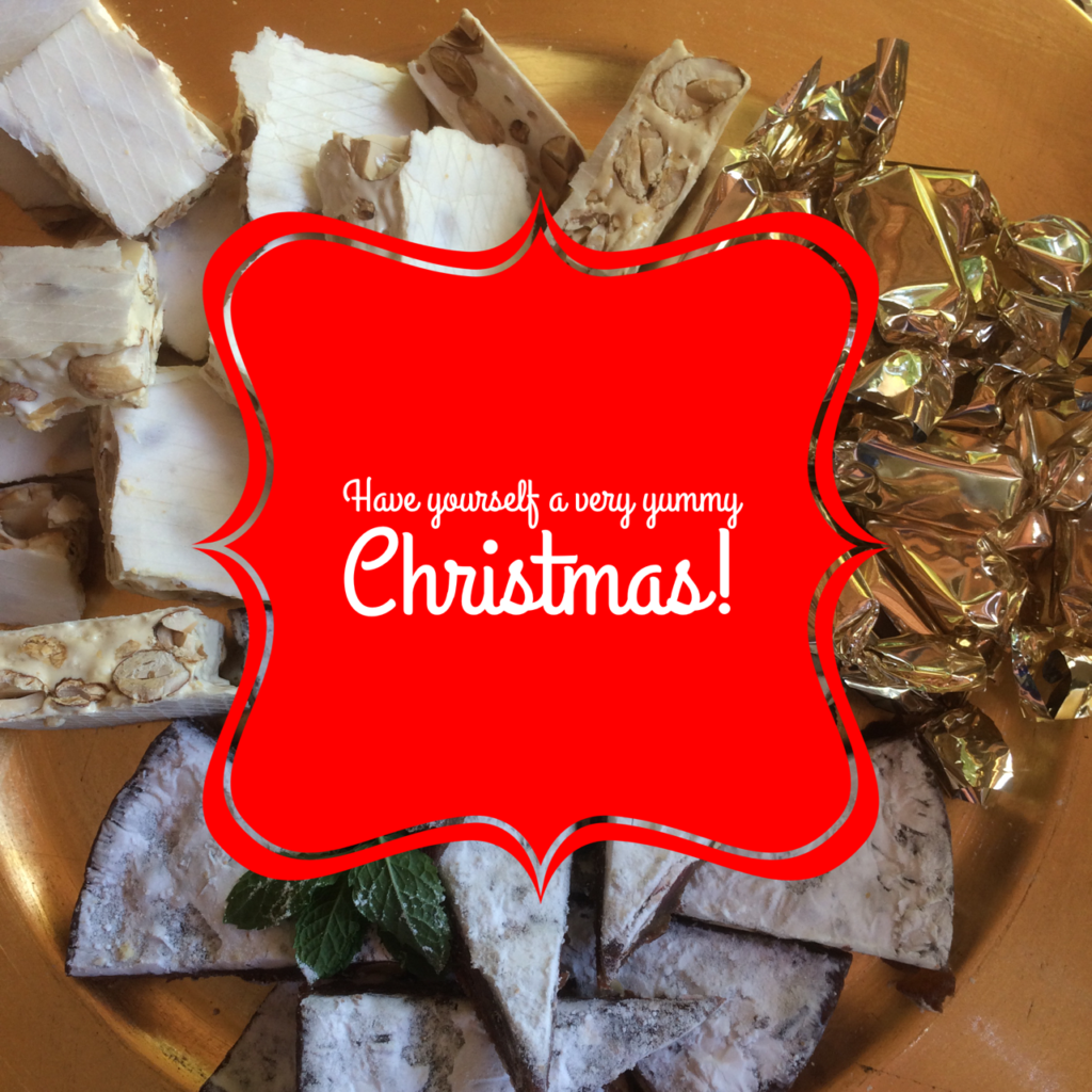 how to turn a gourmet food hamper into a yummy christmas lunch