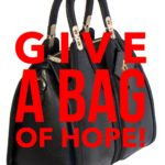 Give A Bag Of Hope This Christmas! #itsinthebag
