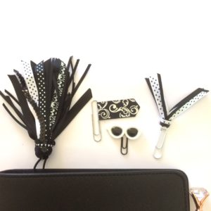 planner tassel and clip set