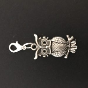 Owl Midori Planner Charm