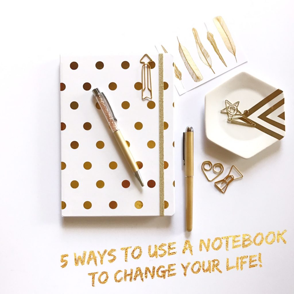 journalling to change your life