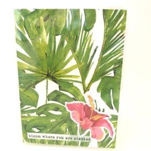 tropicl floral a6 tn dashboard