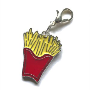 hot chips planner charm