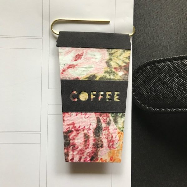 coffee planner clip