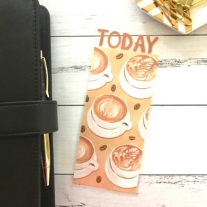 Coffee Addict Book Mark
