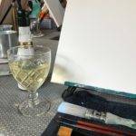 Paint and Sip Class – A colourful way to have fun!