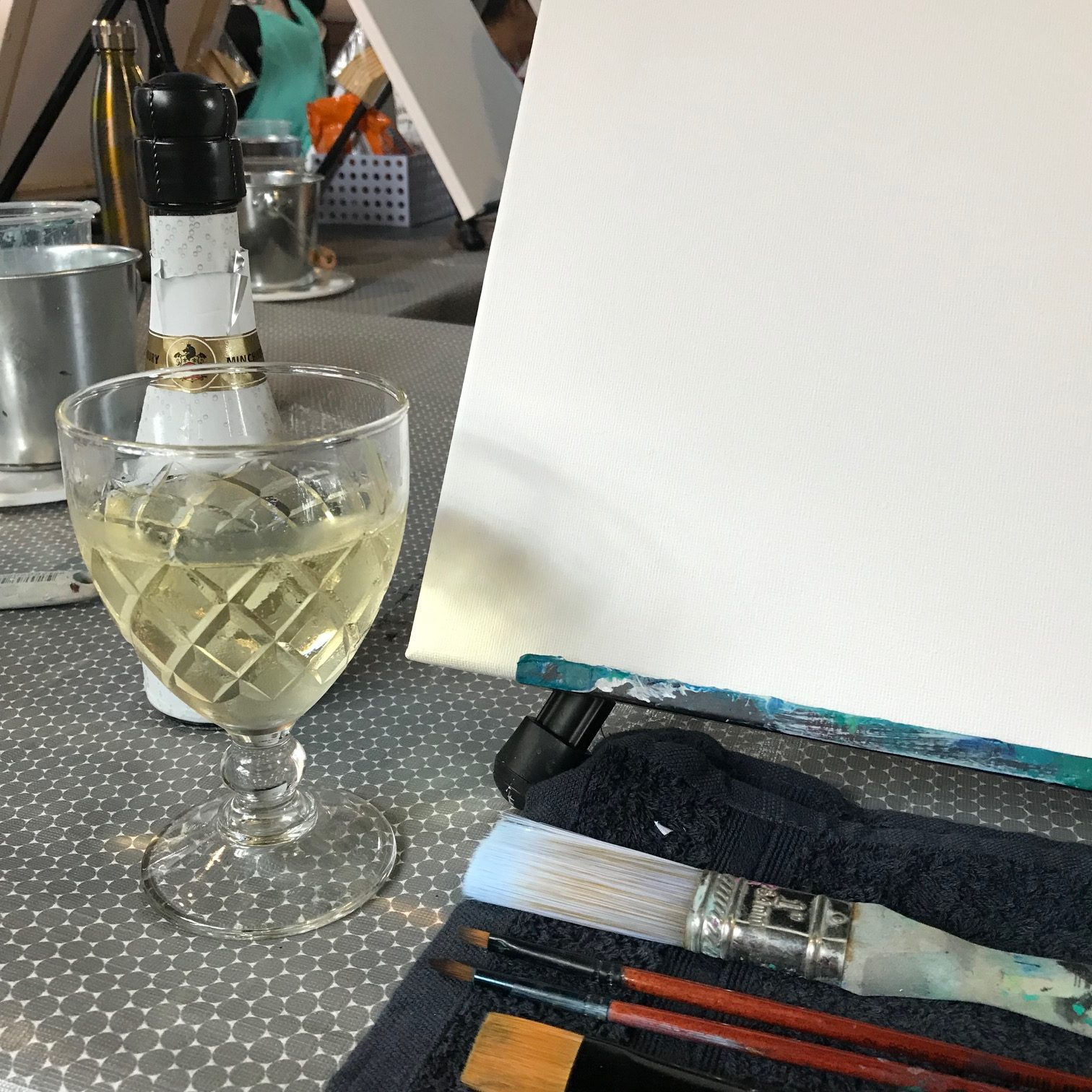 paint and sip fun