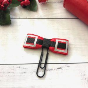 Santa planner accessory
