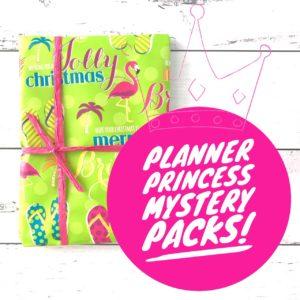 Planner Princess Mystery Packs