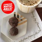 Espresso Martini Balls